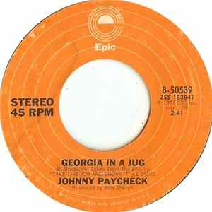 Johnny Paycheck - Georgia In A Jug / Me And The I.R.S. mp3 herunterladen